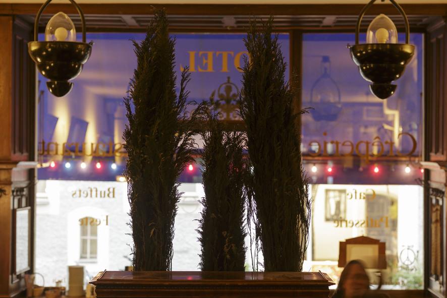 Hotel Orphee Details Personen Leben Foto: www.florianhammerich.com
